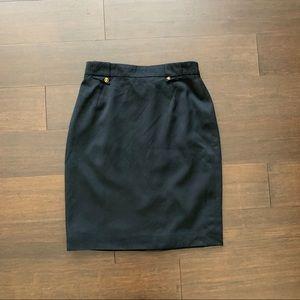 ESCADA black pencil skirt